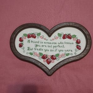 Hand made conting cross stitch